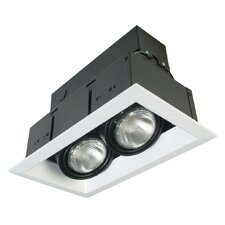 2 Light Multiple Recessed Kit