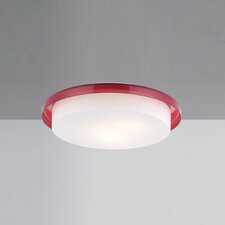 Logen 1 Light Flush Mount