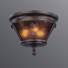 <strong>Eurofase</strong> Casanova 3 Light Flush Mount