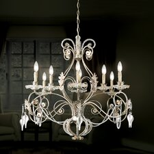 <strong>Eurofase</strong> Allure 8 Light Chandelier