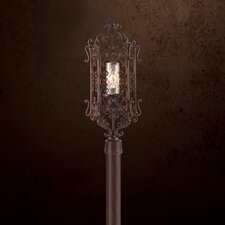 Bravada 1 Light Outdoor Post Lantern