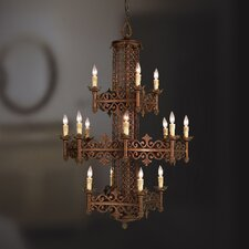 <strong>Eurofase</strong> Modesa 16 Light Chandelier