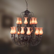<strong>Eurofase</strong> Richtree 18 Light Chandelier