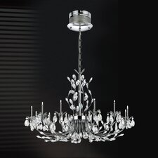 Gissele 12 Light Chandelier