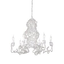 <strong>Eurofase</strong> Fantasia 6 Light Chandelier