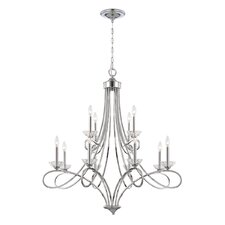 Volte 12 Light Chandelier