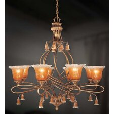 <strong>Eurofase</strong> Sorrento 8 Light Chandelier