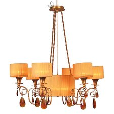 Tempest 9 Light Chandelier