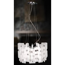 Numero 8 Light Drum Pendant