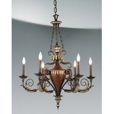 Charington 6 Light Pendant
