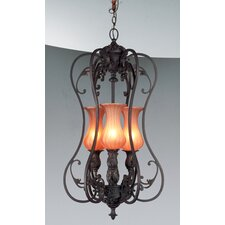 Richtree 3 Light Chandelier