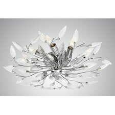 Felina Semi Flush Mount