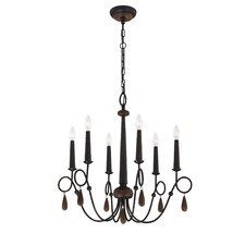 Corso 6 Light Chandelier