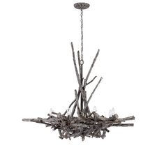 Bosco 8 Light Chandelier