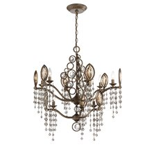 Capri 9 Light Chandelier