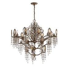 Capri 21 Light Chandelier