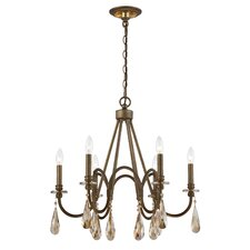 <strong>Eurofase</strong> Padova 6 Light Chandelier
