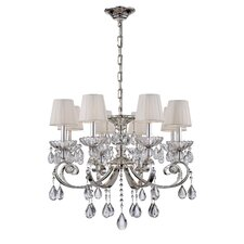 Volante 8 Light Chandelier