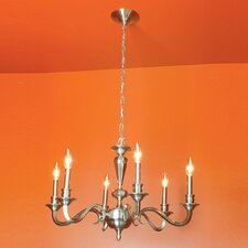 Aldrich 6 Light Chandelier