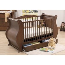 Marie 2 Piece Nursery Set in Walnut