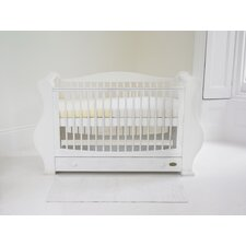 Marie 3 Piece Nursery Set in White