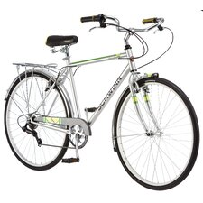 <strong>Schwinn</strong> Men's Wayfarer 7 Speed Hybrid Bike