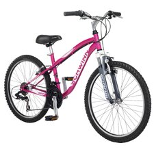Girl's Timber Front Suspension Mountain Bike