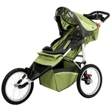 <strong>Schwinn</strong> Arrow Fixed Wheel Jogging Stroller
