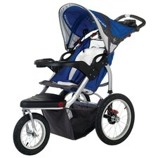 Turismo Swivel Wheel Jogging Stroller