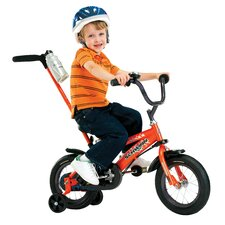 Boy's Juvenile Grit Bike with Training Wheels