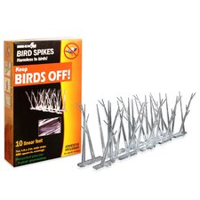 <strong>Bird-X</strong> Bird Spikes Kit