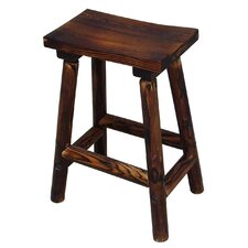 "28"" Saddle Stool"