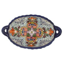 "Pedro Alba Talavera Wilderness 11.8"" Bowl"