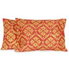 The Seema Embroidered Cushion Cover