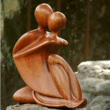 <strong>Novica</strong> The Embrace Sculpture