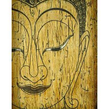Mildly Smile by Parinya Nanjai Graphic Art on Canvas