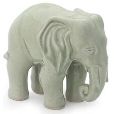 Elephant Grace Figurine