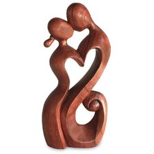 <strong>Novica</strong> 'Everlasting Kiss' Sculpture