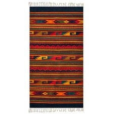 Color Fiesta Zapotec Rug