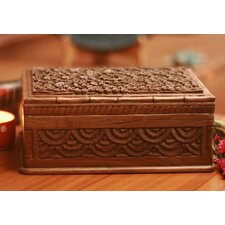 <strong>Novica</strong> 'Walnut Forest' Jewelry Box