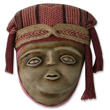 Inca Mother Mask Bust