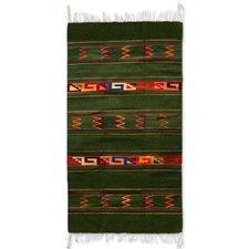 Summer Meadow Zapotec Rug
