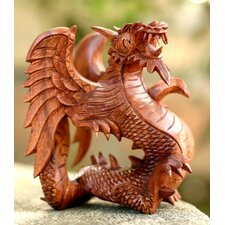 <strong>Novica</strong> Baby Dragon Figurine