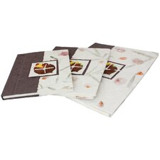 Nikom Artisan Following Autumn Saa Paper Notebooks (Set of 3)