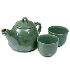 Pro Rehabilitation Group Artisan Maya Ceramic Tea Set