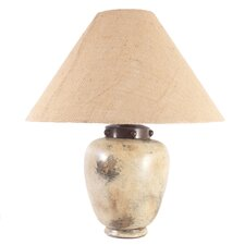 "Raul Fuenzalida Artisan 22"" H Table Lamp with Empire Shade"