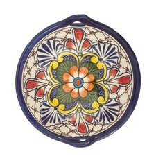Pedro Alba Talavera Marigold Mosaic Bowl