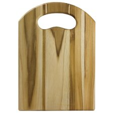 Teo Hernandez Artisan Chefs Delight Teakwood Cutting Board