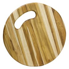 <strong>Novica</strong> Teo Hernandez Artisan Circle of Life Teakwood Cutting Board