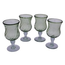 Javier and Efren Goblet (Set of 4)